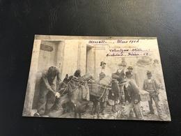 35 - MARSEILLE L'Arrivée Au Cabanon - 1904 Timbrée - Quartiers Sud, Mazargues, Bonneveine, Pointe Rouge, Calanques