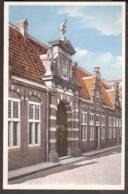 Haarlem - Ingang Frans Hals Museum - Haarlem