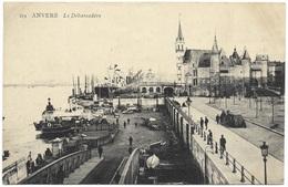 Anvers Le Débarcadére Unused C1920 - Antwerpen