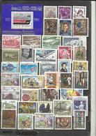 G169Q-LOTE SELLOS AUSTRIA SIN TASAR,ANTIGUOS,MODERNO,SIN TASAR,IMAGEN REAL,BONITOS.ALTO VALOR EN CONJUNTO, - Colecciones