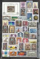 G169R-LOTE SELLOS AUSTRIA SIN TASAR,ANTIGUOS,MODERNO,SIN TASAR,IMAGEN REAL,BONITOS.ALTO VALOR EN CONJUNTO, - Colecciones