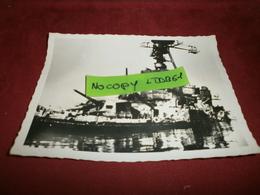 Photographie > Photos > Photos - Originales > Bateaux Le Sabordage De La Fotte A Toulon Le Colbert 27/11/42 - Boats