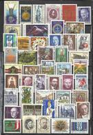 G169T-LOTE SELLOS AUSTRIA SIN TASAR,ANTIGUOS,MODERNO,SIN TASAR,IMAGEN REAL,BONITOS.ALTO VALOR EN CONJUNTO, - Colecciones