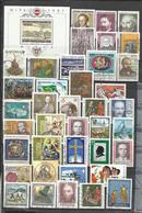 G169U-LOTE SELLOS AUSTRIA SIN TASAR,ANTIGUOS,MODERNO,SIN TASAR,IMAGEN REAL,BONITOS.ALTO VALOR EN CONJUNTO, - Colecciones