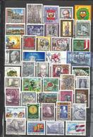 G169V-LOTE SELLOS AUSTRIA SIN TASAR,ANTIGUOS,MODERNO,SIN TASAR,IMAGEN REAL,BONITOS.ALTO VALOR EN CONJUNTO, - Colecciones