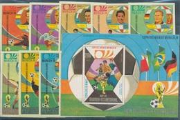 1974. Equatorial Guinea - World Cup Munich - 1974 – Westdeutschland