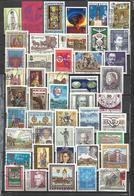 G169Z-LOTE SELLOS AUSTRIA SIN TASAR,ANTIGUOS,MODERNO,SIN TASAR,IMAGEN REAL,BONITOS.ALTO VALOR EN CONJUNTO, - Colecciones