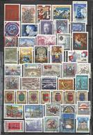 G173H-LOTE SELLOS AUSTRIA SIN TASAR,ANTIGUOS,MODERNO,SIN TASAR,IMAGEN REAL,BONITOS.ALTO VALOR EN CONJUNTO, - Colecciones