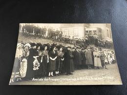 Arrivée Des Troupes Françaises A Bitche  Le 22 Novembre 1918 - Bitche