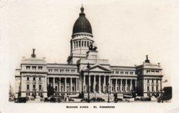 BUENOS AIRES - EL CONGRESO - GENERALE JOSE DE SAN MARTIN - Argentina