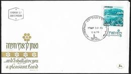 1976 - ISRAEL - FDC + Michel 676x [Elat] + JERUSALEM - FDC