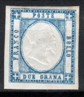 Province Napoletane 1861 Sass.20 */MH VF/F - Napoli