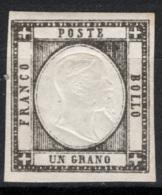 Province Napoletane 1861 Sass.19 */MH VF/F - Naples