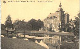 SAINT-GERMAIN   Château De ST Germain - Eghezée