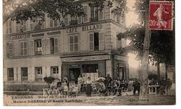 VAUJOURS HOTEL DU GRAND CERF MAISON DABASSE TRES ANIMEE - France