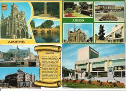LOT  De  20  CPSM  Et  CPM  De  AMIENS  (80)     //    TBE - Cartes Postales