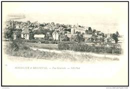 HOULGATE BEUZEVAL   (14) -  VUE GENERALE - DOS INDIVISE AVANT 1904 Bb-490 - Houlgate