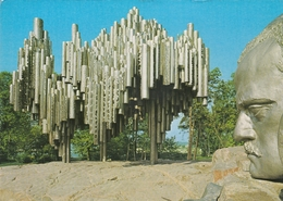 Helsinki - Sibelius Monument , Organ Orgue 1982 - Finnland