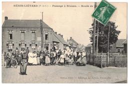 Henin-Liétard- Passage à Niveau- Route De...- Désir - Henin-Beaumont