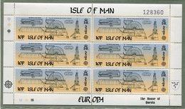 Europa Cept - Isola Di Man - 1983 ** MNH - Europa-CEPT