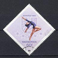 HONGARIJE Yt. 1757° Gestempeld 1965 - Hongarije