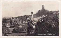 NÖ: Arbesbach, Bezirk Zwettl 1931 !!! - Zonder Classificatie