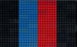 LEGO CLASSIC LOT DE 32 PLAQUETTES FINES BLANCHES De 64 Mm. Sur 16 Mm,  4 De 64 Sur 32 Et 80  DIFFÉRENTES BRIQUES De 8. - Lego