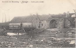 Environs De Beauraing - Revogne - Vieille Porte Romane - 1905 - Beauraing