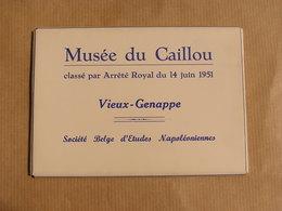 VIEUX GENAPPE 10 Cartes Postales Musée Du Caillou Bataille De Waterloo Napoléon Brabant Wallon Belgique Carte Postale - Genappe