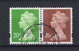 GROOT BRITTANIE Yt. 1891/1892° Gestempeld 1996 - 1952-.... (Elizabeth II)