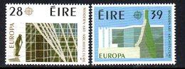Ireland 1987 Europa Set Of 2, MNH, SG 667/8 - 1949-... République D'Irlande