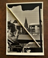 Originele FOTOKAART 1953  Dortmund Bier  KEULEN - Plaatsen