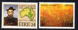 Ireland 1988 Australian Bicentenary Set Of 2, MNH, SG 686/7 - 1949-... République D'Irlande