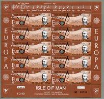 Europa Cept - Isola Di Man - 1985 ** MNH - Europa-CEPT