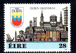 Ireland 1988 Dublin Millenium, MNH, SG 688 - 1949-... République D'Irlande