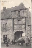 Pondrôme - La Ferme - Animé - 1905 - Beauraing