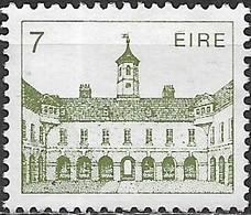IRELAND 1983 Irish Architecture - 7p Dr. Steevens' Hospital, Dublin MNG - 1949-... République D'Irlande