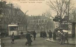 PARIS  7 Eme Arrondissement   Boulevard Des Invalides Institut Des Jeunes Aveugles ( Metro) - Distrito: 07