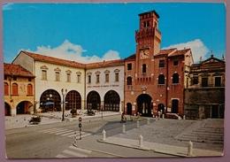 ODERZO - TREVISO - Piazza Del Popolo - Banca   Vg  V2 - Treviso
