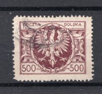 POLEN Yt. 265° Gestempeld 1923 - 1919-1939 Republic