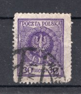 POLEN Yt. 295° Gestempeld 1924 - 1919-1939 Republic