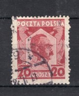 POLEN Yt. 332° Gestempeld 1927 - 1919-1939 Republic