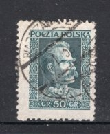 POLEN Yt. 343° Gestempeld 1928-1929 - 1919-1939 Republic