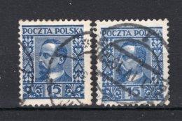 POLEN Yt. 345° Gestempeld 1928 - 1919-1939 Republic