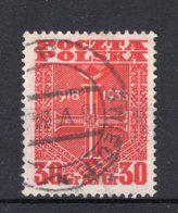 POLEN Yt. 368° Gestempeld 1933 - 1919-1939 Republic