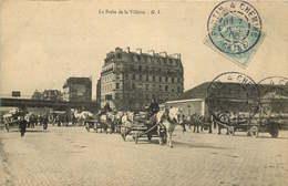 PARIS  8 Eme Arrondissement  La Porte De La Villette - Paris (08)