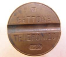 Jeton. 2. De Téléphone - Professionnels / De Société