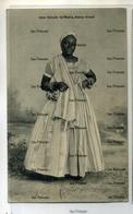 Brazil Salvador De Bahia Uma Crioula Da Bahia Creole Native 1900s Postcard Mello & Filhos - Salvador De Bahia
