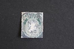 IRLANDE 2PINSIN (inscription Au Verso, Signature?) OBLITERE TB - 1922-37 Stato Libero D'Irlanda
