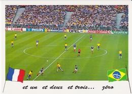 PARIS #1 SAINT-DENIS STADE DE FRANCE COUPE DU MONDE 1998 WORLD CUP STADIUM ESTADIO STADION STADIO - Football